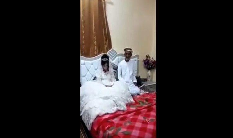 12-year-old Girl Forced to Marry 80-year-old Muslim Man