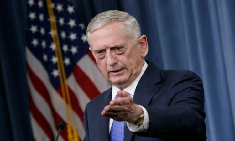 Mattis Asked if He Read the New Anti-Trump Book — His ...