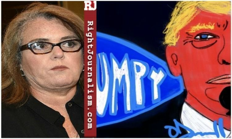 Anti-Trump O'Donnell Is Selling 'Racist A**hole' Anti ...