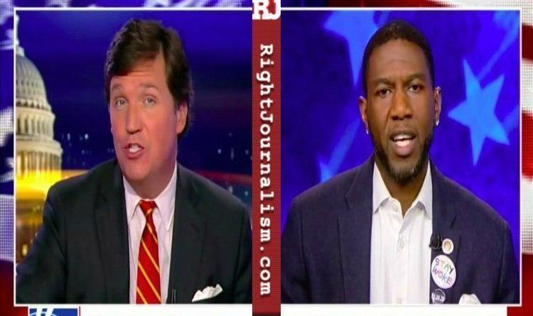 Tucker Carlson Takes On Anti-Gun Control Activist On Live TV (VDEO)