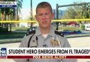 Florida JROTC Cadet: 'The Shooter Would Have Been Stopped If Coach Feis Had His Firearm At School' (VIDEO)