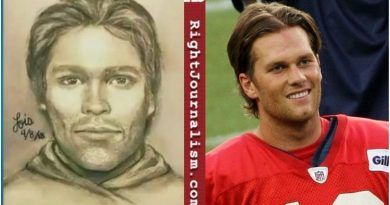 Sketch Of Man Who Stormy Daniels Says Threatened Her In 2011 Looks Eerily Close To 2011 Tom Brady
