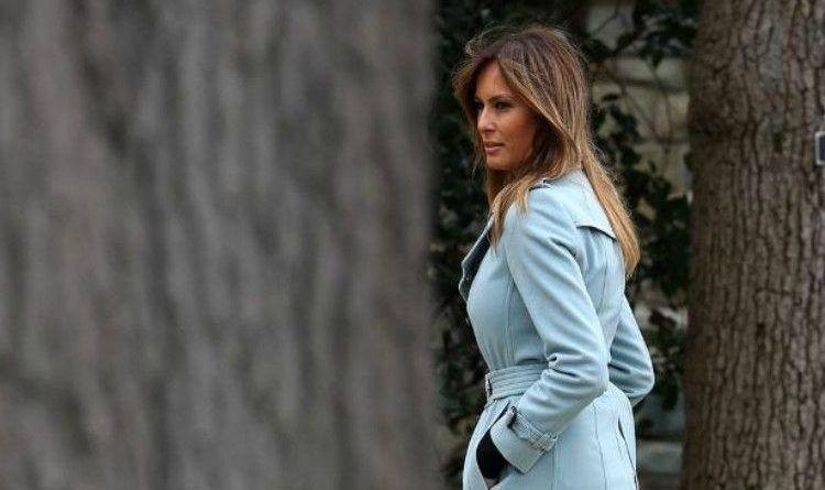 Melania Trump Makes A Heartwarming Gesture For Two White House Staffers Who Were Close To Barbara Bush!