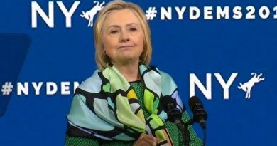 Hillary Clinton Tries To Mock President Trump… But Trump Had The Last Laugh!!! (VIDEO)