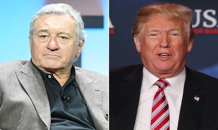 White House Shuts Down Robert De Niro After Actor 'Banned ...