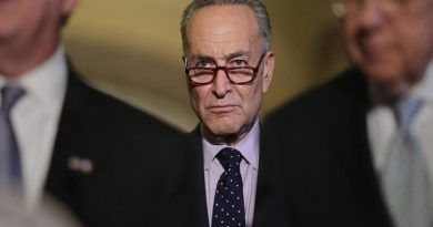 Red-State Democrat: Chuck Schumer Can 'Kiss My You Know What'