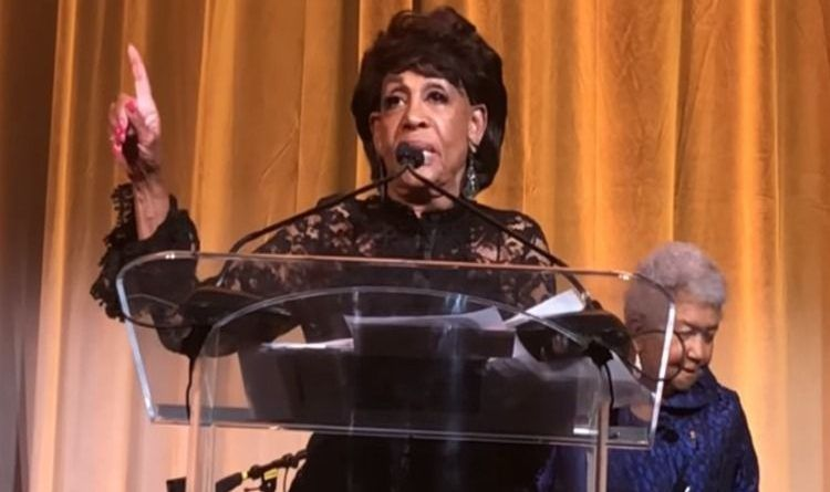 "Maxine Waters Urges Leftist Resistance To ""Knock Off"" Trump And VP Mike Pence (VIDEO)"