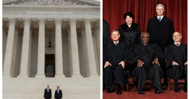 The Conservative-Majority U.S. Supreme Court  Takes Up The Biggest Religion Case Of Its Current Term