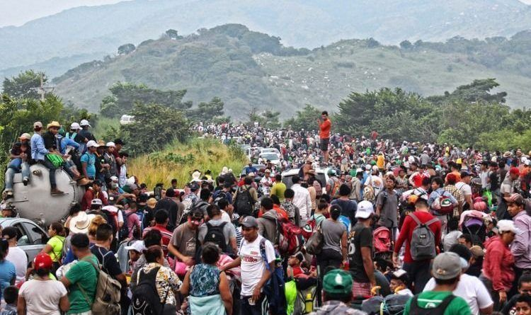 """UN Ruling Says """"Climate Refugees"""" Cannot be Returned Back To Their Home Country — US Must Open Its Borders To All Central Americans"""