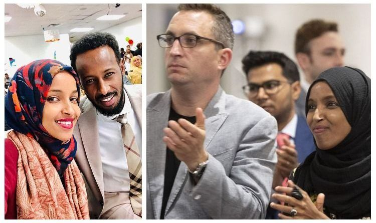 Ilhan Omar's Husband Walked In On Her And Her Latest Lover – They Were In Their Pajamas