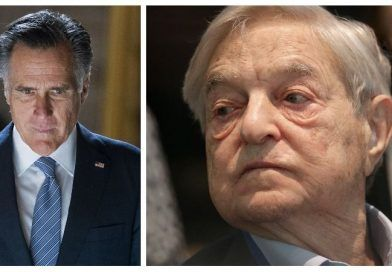 RINO Mitt Romney Is A TOP 20 Recipient Of Money From Soros Fund Management