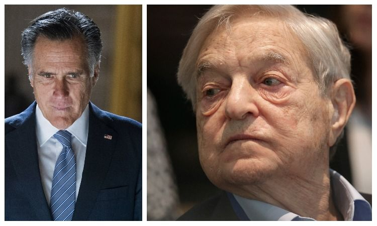 RINO Mitt Romney Is A TOP 20 Recipient Of Money From Soros Fund Management – Right Journalism