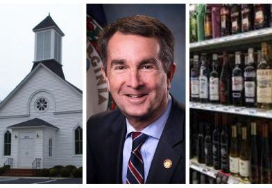 Virginia Governor Officially Closed All Churches And Made It A Crime Punishable With Jail, But Allowed State-Owned Liquor Stores To Remain Open