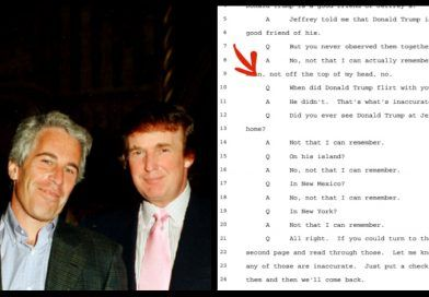Evidence Shows FBI Tried To Tie President Trump To Epstein Case But With No Success