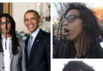 Photos Allegedly Show Prominent Antifa Member From DC With Barack Obama In The White House