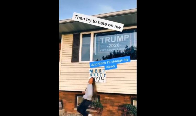 """University To Rescind Student's Admission Over This Pro-Trump Video – """"Tolerant"""" Liberals Are Now Sending Her Death Threats"""