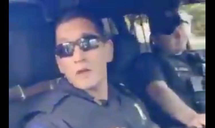 """Video: """"All Lives Matter"""" – Police Officers Drive Anti White Virtue Signalers Crazy"""