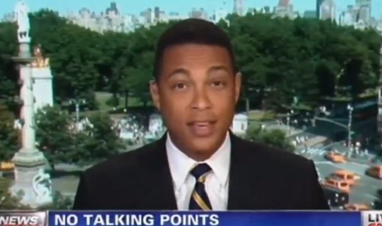 """Video From Don Lemon When He Wasn't """"Woke"""": Black People Leave Trash Everywhere, But White People Never Litter"""