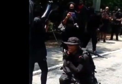 Video: 'Don't See No White Militia' – Heavily Armed Black Militia Group NFAC Called Out All Rednecks To Face Them On The Field Of Battle