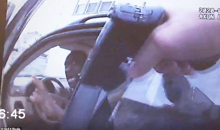 EXCLUSIVE VIDEO: Police Bodycam Footage Shows Moment-By-Moment Arrest Of George Floyd For The First Time