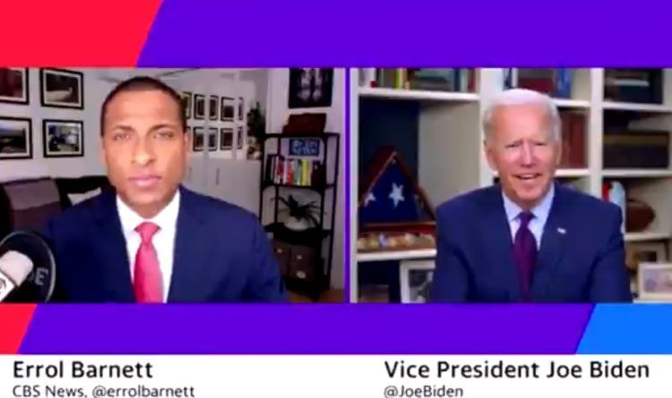 Video: Joe Biden Lashes Out Black Reporter, Asks If He's a Junkie After He Is Asked If He'll Take Cognitive Test