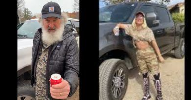 Hilarious Video: Actor Randy Quaid Responds To Lady Gaga's Pro-Biden Video Hit Where She Mocks Rural Americans
