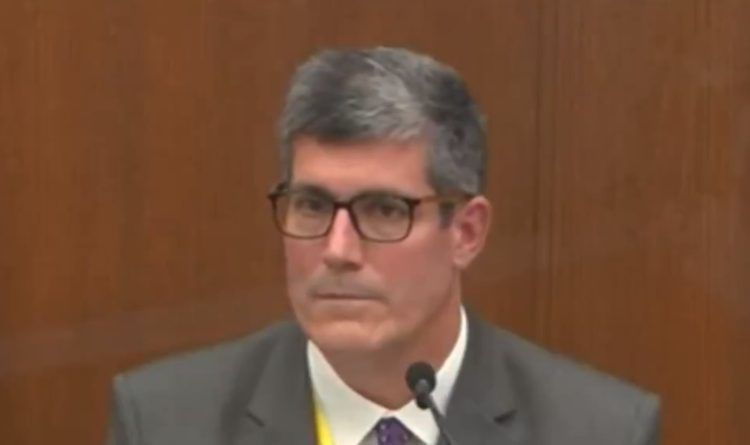 BREAKING: During Chauvin Trial The Official Medical Examiner Confirms Floyd's Heart Gave Out Due To Heart Disease, Hypertension, Drugs, And Stress (Videos)