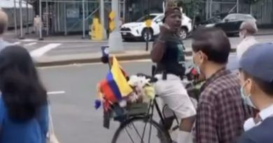 Black Man Spews Anti-Asian Hate In Chinatown And Gets Served Instant Justice (Video)